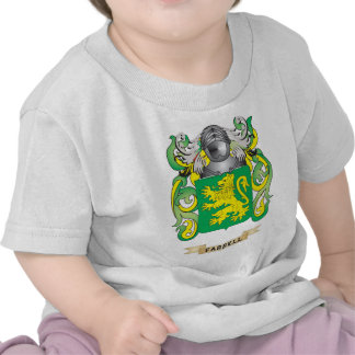Farrell Coat of Arms Tshirts