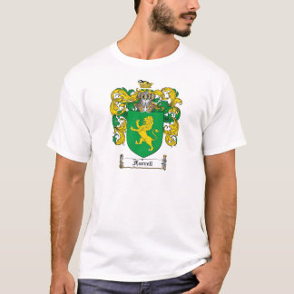 FARRELL FAMILY CREST -  FARRELL COAT OF ARMS T-Shirt