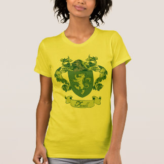 Farrell Family Heraldry Crest T-shirts