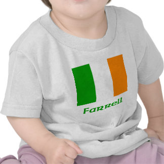 Farrell Irish Flag Tee Shirt