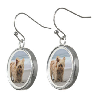 Farris - Lucy - Mixed Breed Earrings