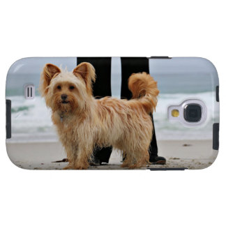 Farris - Lucy - Mixed Breed Galaxy S4 Case