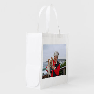 Farris - Lucy - Mixed Breed Reusable Grocery Bag