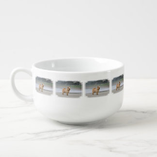 Farris - Lucy - Mixed Breed Soup Mug