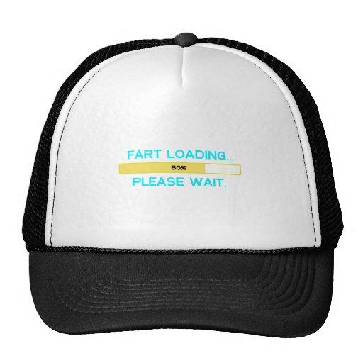 Fart loading... Please wait Hats