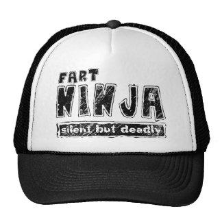 Fart Ninja Trucker Hat