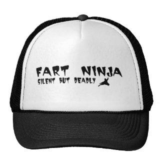 FART NINJA MESH HATS