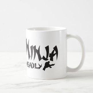 FART NINJA COFFEE MUGS