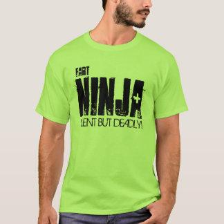 Fart Ninja, Silent but deadly t-shirt! T-Shirt