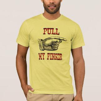 Fart Pull My Finger T-Shirt