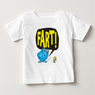 FART (white) Baby T-Shirt