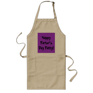 Farter's Day Apron