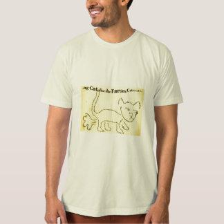 Farting Cat T-Shirt