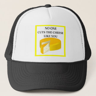 farting trucker hat