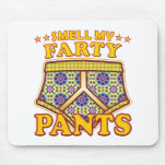 Farty Pants Smell Mousemats