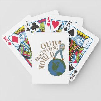 Fascinating World Poker Deck