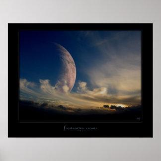 Fascination Cosmos Poster