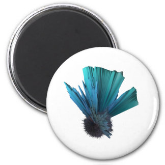 fascinator accesories 6 cm round magnet