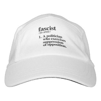 Fascist Definition - A politician who exercises su Hat
