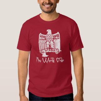 Fascist Eagle - New World Order T-shirt