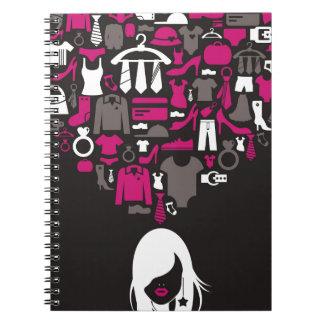 Fashion2 Notebook