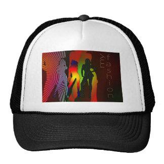 fashion-212464 fashion girl woman silhouette model trucker hats