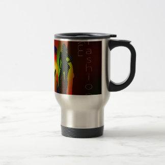 fashion-212464 fashion girl woman silhouette model coffee mugs