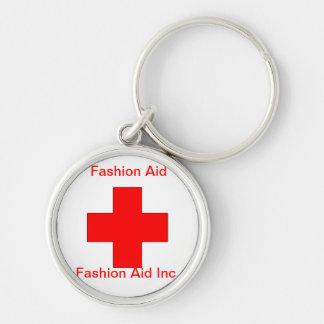 Fashion Aid Keychain