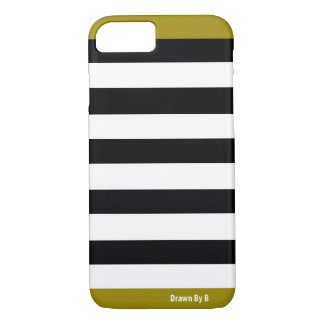 Fashion and Stripes iPhone 7 Case