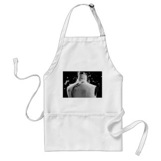 fashion back outdoors standard apron