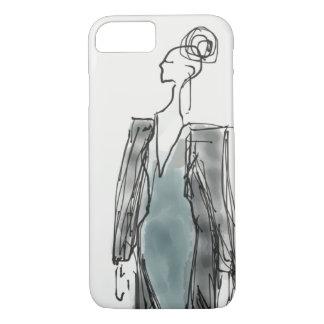 Fashion Blazer iPhone 7 Case