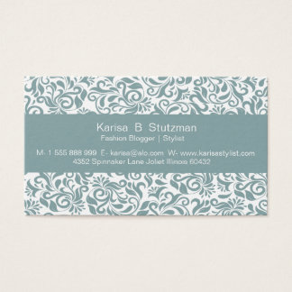 fashion bloggers , stylist business , floral card