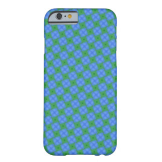Fashion Blue iPhone 6 case Barely There iPhone 6 Case