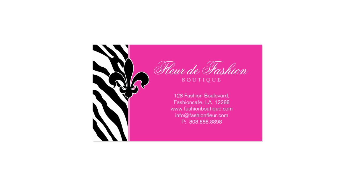 Zazzle Bling Business Cards Images - Card Design And Card Template