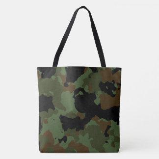 Fashion Camo Tote Bag