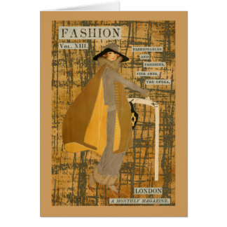 Fashion Card