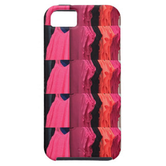 Fashion Colorful pattern print template add text iPhone 5 Cases