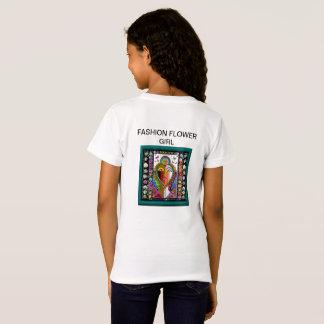 FASHION FLOWER GIRL T-Shirt