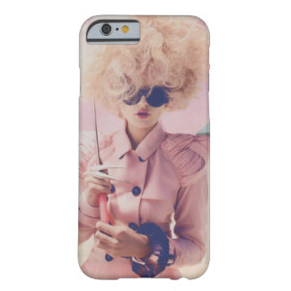 fashion girl barely there iPhone 6 case