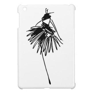 Fashion girl cover for the iPad mini