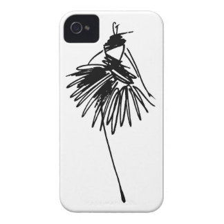Fashion girl iPhone 4 cover