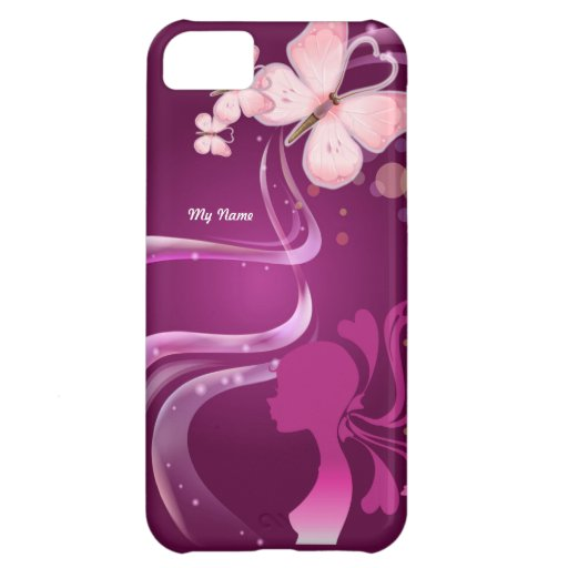 Fashion Girl Style #13 | Case For iPhone 5C