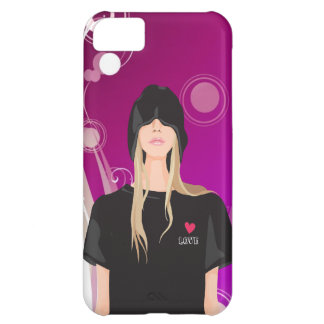 Fashion Girl Style #28 | Cover For iPhone 5C