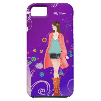 Fashion Girl Style #8 | iPhone 5 Case
