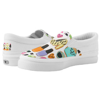 """""""FASHION HOTTIE"""" PRINTED SHOES"""