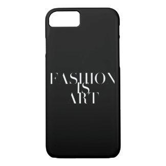 Fashion Is Art Phone Case