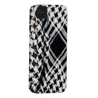 Fashion keffieh iPhone 4 cases
