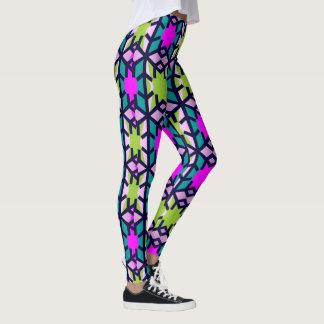 Fashion Leggings-Women-Turquoise/Green/Navy/Purple Leggings
