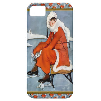 Fashion on the ski slopes iPhone 5 covers