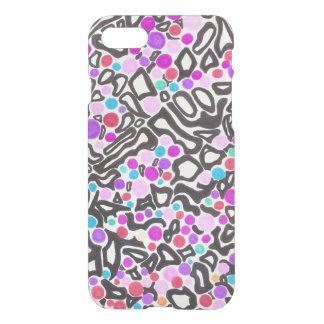 Fashion Pattern by KCS iPhone 7 Case